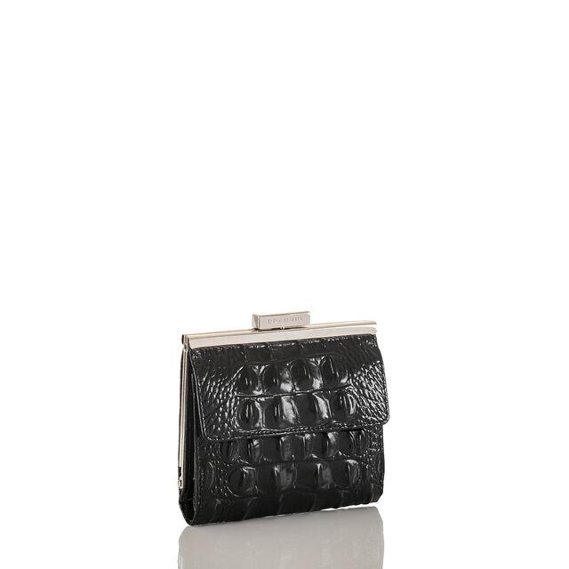 Tasha Wallet Black Melbourne, Black, hi-res