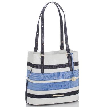Hudson Bucket Bag Regatta Vineyard Side