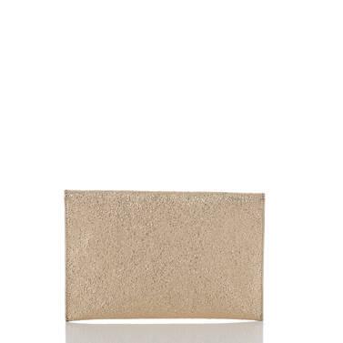 Envelope Clutch Gold Grady Back
