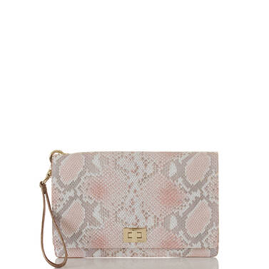 Lily Pouch Pink Madera Front