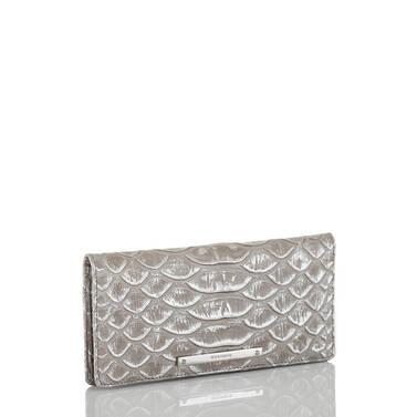 Ady Wallet Silver Pamilla Side