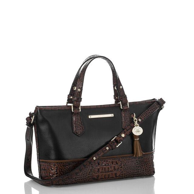 Mini Asher Black Tuscan Tri-Texture, Black, hi-res
