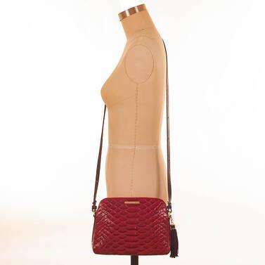 Mini Sydney Scarlet Vardo On Mannequin