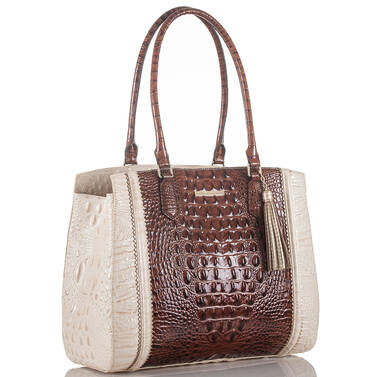 Alice Carryall Pecan Soriano Side