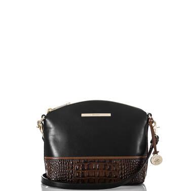 Mini Duxbury Black Tuscan Tri-Texture Front