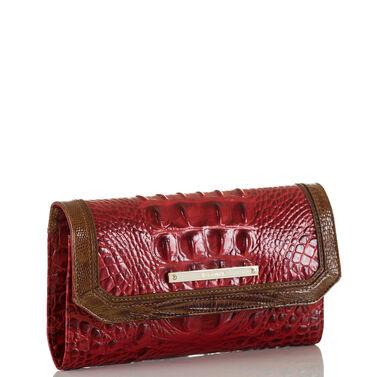 Soft Checkbook Wallet Chutney Vernon Front