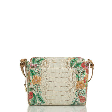 Carrie Crossbody Ivory Tahiti Back