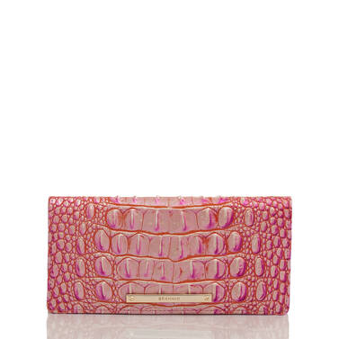 Ady Wallet Peony Ombre Melbourne Front