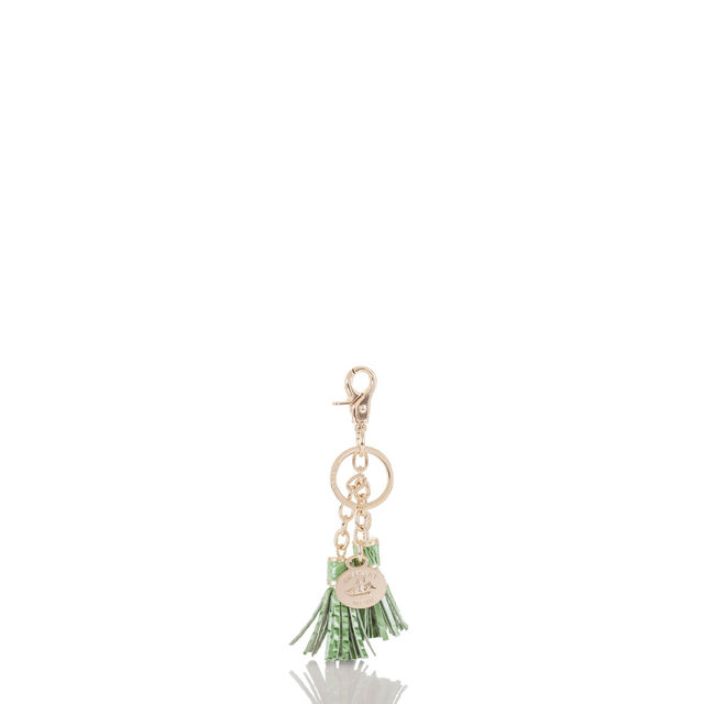 Tassel Key Ring Cucumber Melbourne, Cucumber, hi-res
