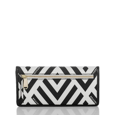 Ady Wallet White Valle Back