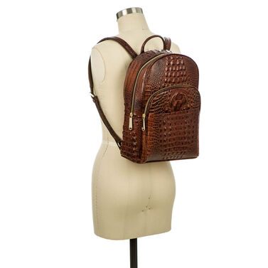 Dartmouth Backpack Pecan Melbourne Front