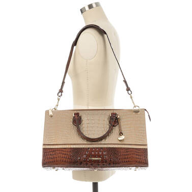 Anywhere Weekender Rose Gold Provence On Mannequin