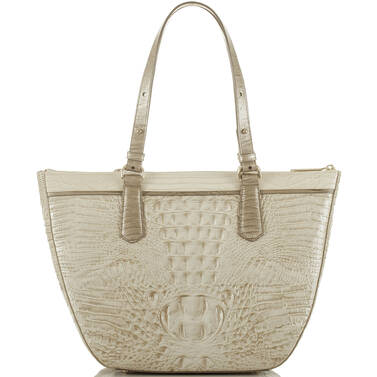 Willa Carryall Limestone Tri-Texture Back