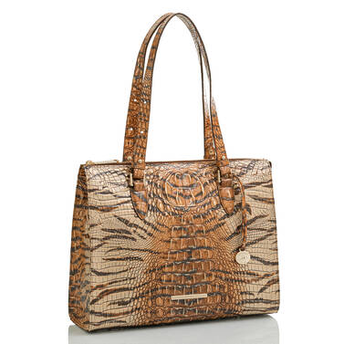 Anywhere Tote Feline Ombre Melbourne Side