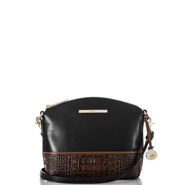 Mini Duxbury Black Tuscan Tri-Texture, Black, hi-res