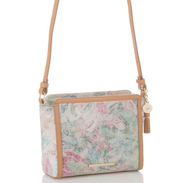Carrie Crossbody Creme Talitha Front