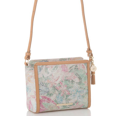 Carrie Crossbody Creme Talitha Side