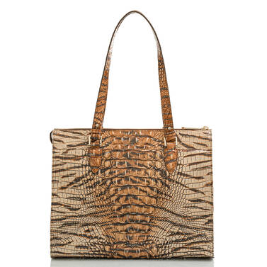 Anywhere Tote Feline Ombre Melbourne Back