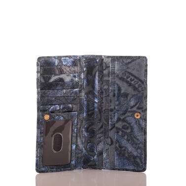 Ady Wallet Blue Shergin Interior