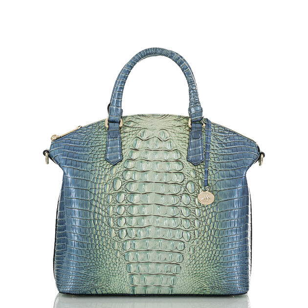 Large Duxbury Satchel Haven Ombre Melbourne, Haven, hi-res
