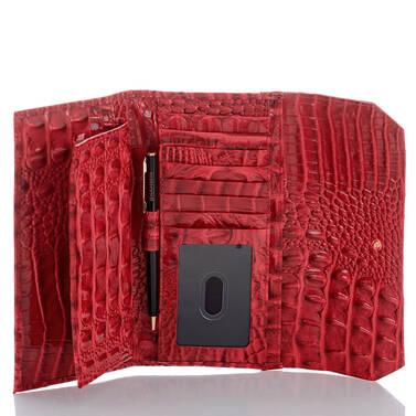 Soft Checkbook Wallet Carnation Melbourne Interior