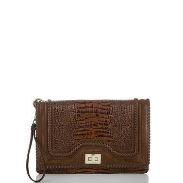 Lily Pouch Toffee Rockdale Front