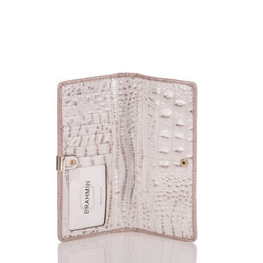 Ady Wallet Toasted Macaroon Orleans Interior
