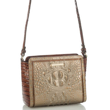 Carrie Crossbody Rose Gold Provence Side