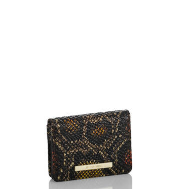 Mini Key Wallet Brown Tyndale Side