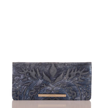 Ady Wallet Blue Shergin Front