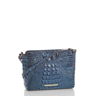 Carrie Crossbody Lapis Melbourne Side