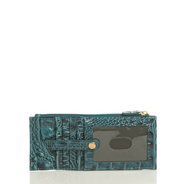 Credit Card Wallet Bottle Blue Ombre Melbourne Side