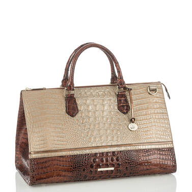 Anywhere Weekender Rose Gold Provence Side