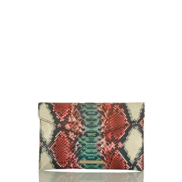 Envelope Clutch Lava Simmons, Lava, hi-res