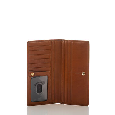 Ady Wallet Whiskey Topsail Front