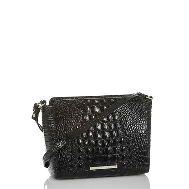 Carrie Crossbody Black Melbourne Front