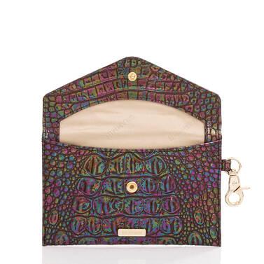 Mini Envelope Case Black Pearl Ombre Melbourne Interior
