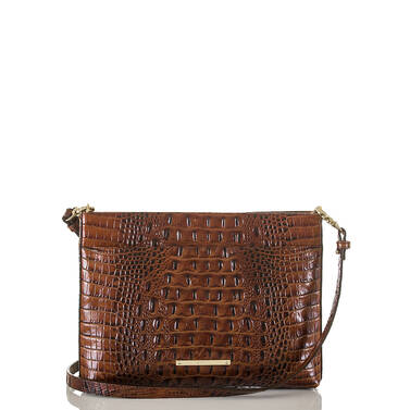 Remy Crossbody Pecan Melbourne Front