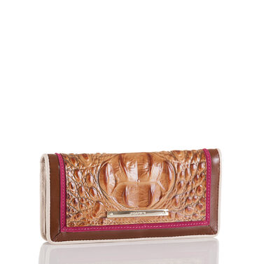 Ady Wallet Toasted Almond Hayes Front