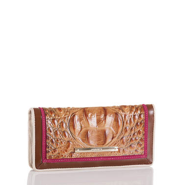 Ady Wallet Toasted Almond Hayes Side