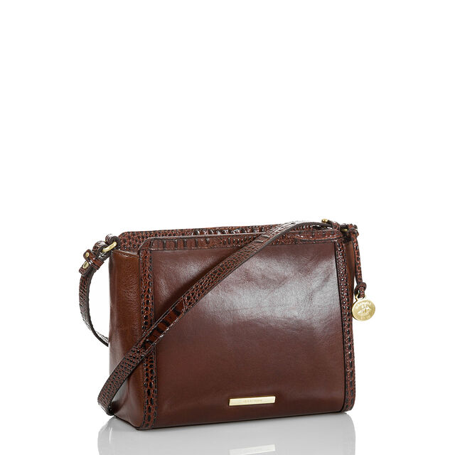 Carrie Crossbody Cognac Quincy, Cognac, hi-res