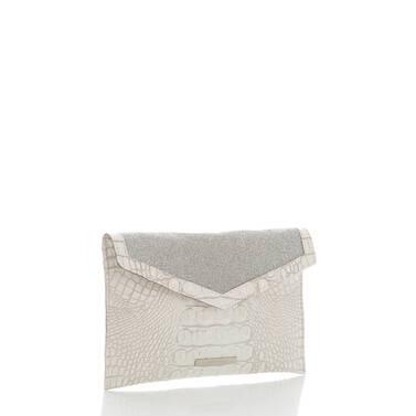 Envelope Clutch Pearl Golightly Side