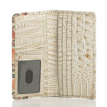 Ady Wallet Ivory Waveson Interior