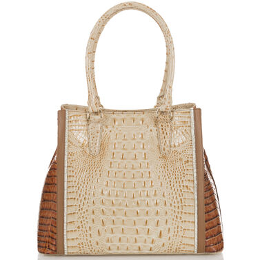 Joan Tote Champagne Koubba Front