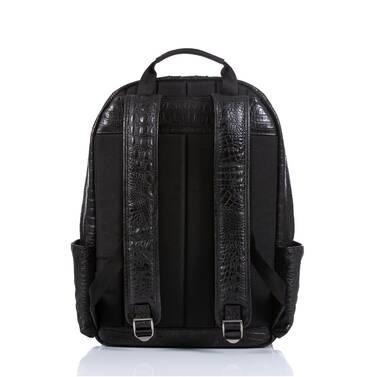 Lucas Backpack Black Canyon Back