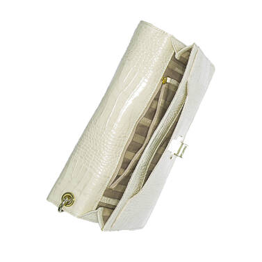 Lily Pouch Gold Sumatra Interior