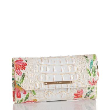 Soft Checkbook Wallet Multi Salinger Side