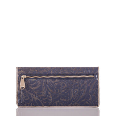 Ady Wallet Blue Picardie Front
