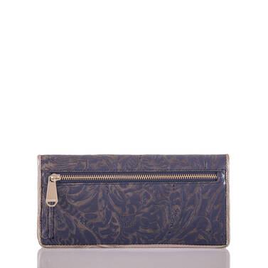 Ady Wallet Blue Picardie Back
