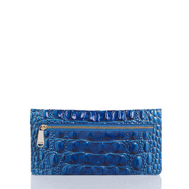 Ady Wallet Electric Blue Ombre Melbourne Back